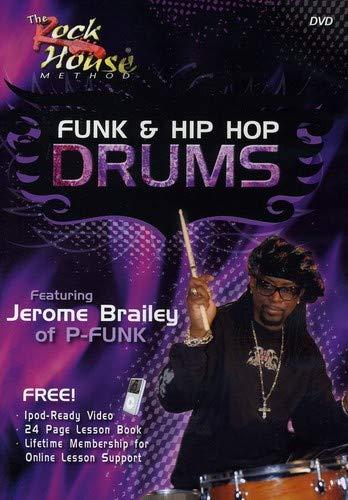 (Jerome Brailey of Parliament, Funk & Hip-Hop Drums)