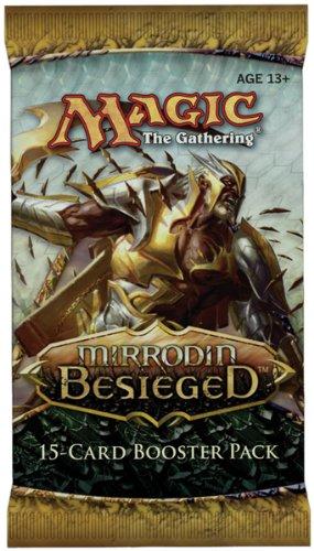 (Magic the Gathering: Mirrodin Besieged Booster)