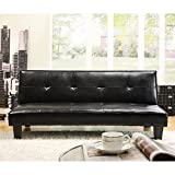 Cheap Chelsea Lane Tufted Mini Sofa Bed Lounger –