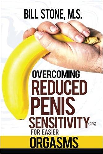 Penis sensitivity