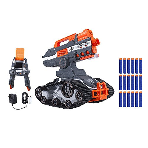 NERF N-Strike Elite Terrascout Remote Control Drone Blaster Toy Collection
