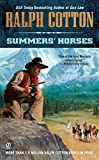 Summers' Horses (Ralph Cotton Western Series)
