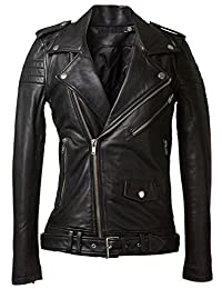 Genuine Leather jacket for women - lambskin leather