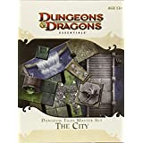 Dungeons and Dragons RPG: Essentials - Dungeon Tiles Master Set - The City