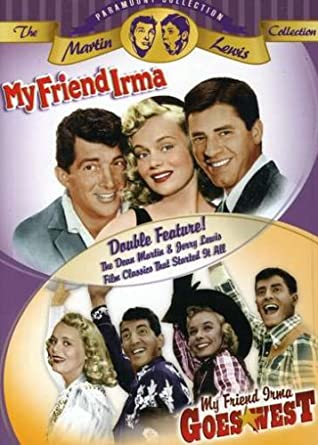 Image result for martin and lewis in my friend irma