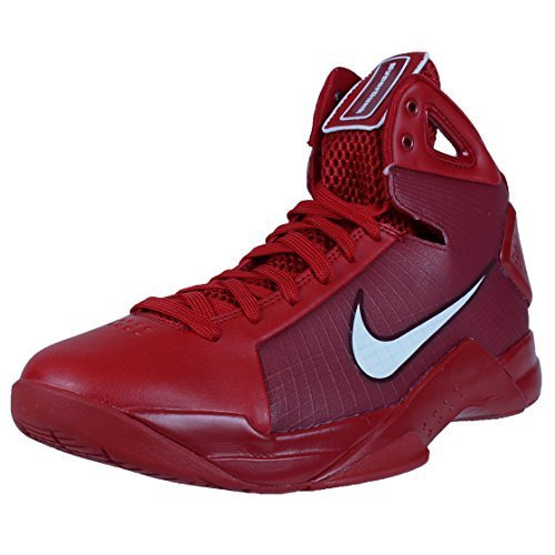 14296c6bdd7f Galleon - Nike Hyperdunk 08 Mens Basketball Shoes Gym Red White 820321 601  (10)