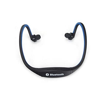 Bluetooth Wireless Headset Stereo Headphone Earphone Handfree Sport Universal Auriculares Headphones Earbuds With Mic SD Card