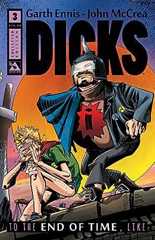 book cover of Dicks