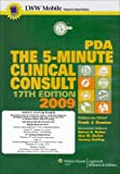 The Clinical Consult 2009 for PDA : Powered by Unbound Medicine, Inc, , 1582559104
