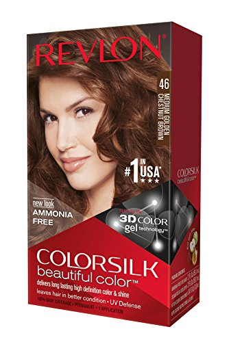 Revlon Colorsilk Haircolor Chestnut 1 Count