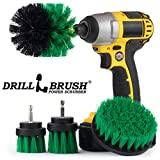 Crock Pot Scrubber - Cast Iron Skillet - Cleaning Supplies - Drill Brush