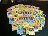 Pokemon 1st Edition Lot of 25 Cards No Duplicates