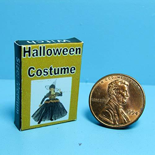 ShopForAllYou Figurines and Statues Dollhouse Miniature Halloween Costume