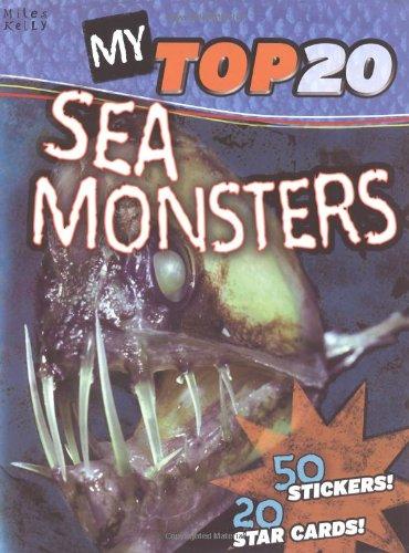 Download My Top 20 Sea Monsters pdf epub