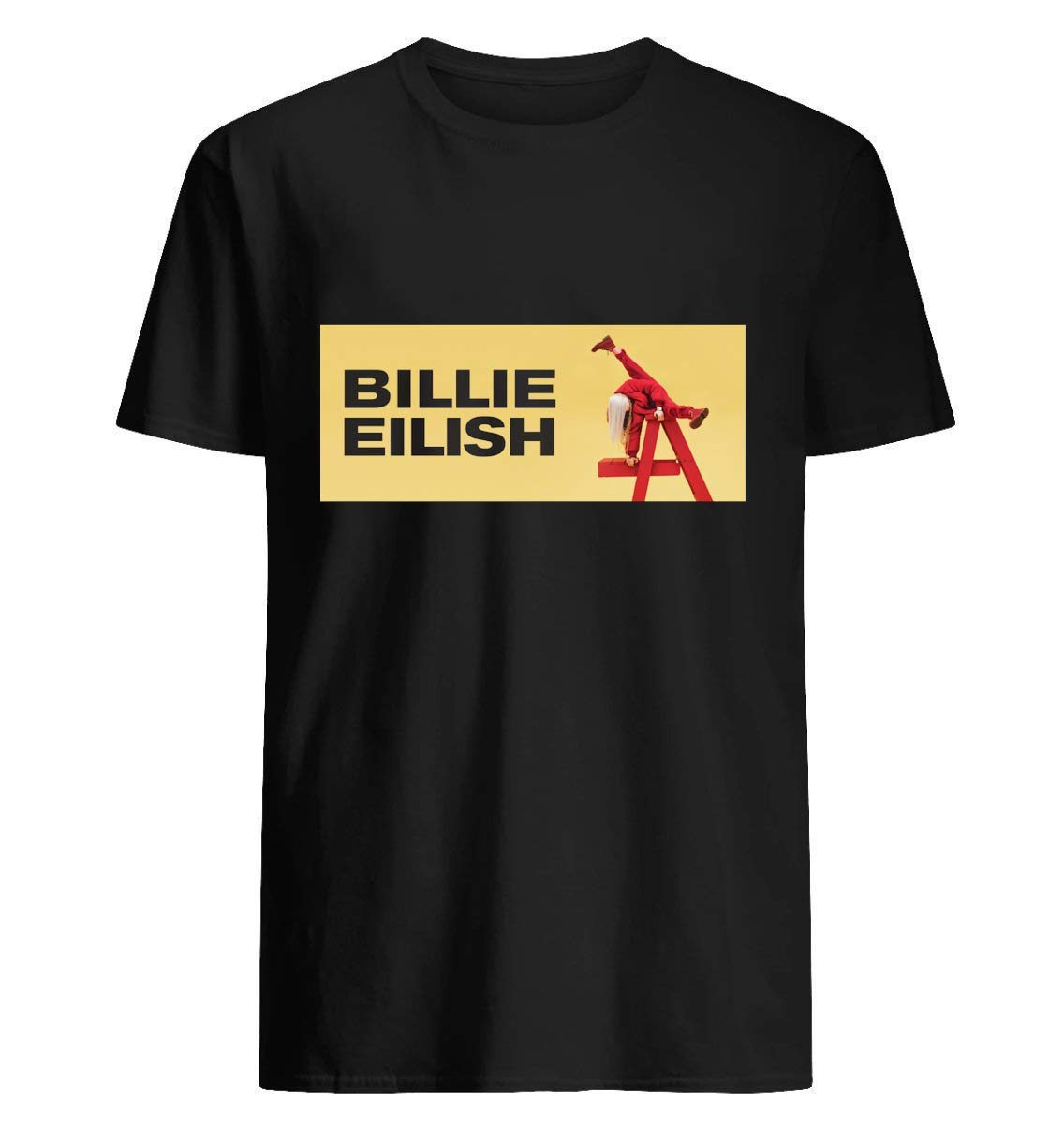Billie Eilish 19 T Shirt For Unisex