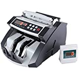 SUNCOO Money Bill Counter Machine for Worldwide Currency Cash Counting Bank