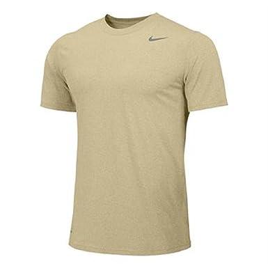quality footwear new style Nike Legend Vegas Gold Short Sleeve Performance Shirt, XL