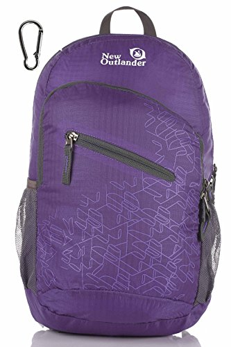 e31623c0ed Outlander Packable Handy Lightweight Travel Hiking Backpack Daypack ...