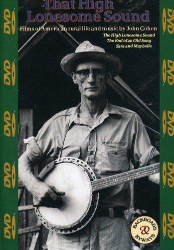 DVD : John Cohen - That High Lonesome Sound (DVD)