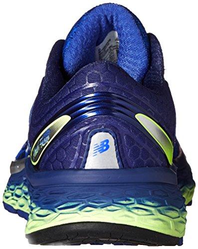 New Balance W1080v6, Zapatillas de Entrenamiento, Hombre azul/verde