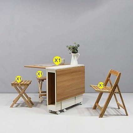 Sursam - Mesa Plegable para niños o sillas, Mesa de ...