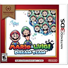 Nintendo 3DS Mario & Luigi Dream Team - Standard Edition