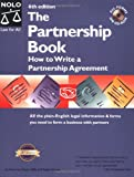 img - for The Partnership Book: How to Write A Partnership Agreement (With CD-ROM) 6th Edition book / textbook / text book
