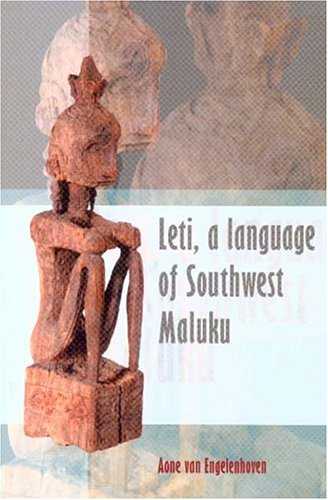 Leti, a Language of Southwest Maluku by KITLV Press