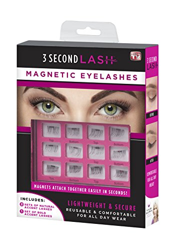 51CW2JhC1AL Allstar Innovations - 3 Second Lash Magnetic Eyelash Accents, As Seen on TV