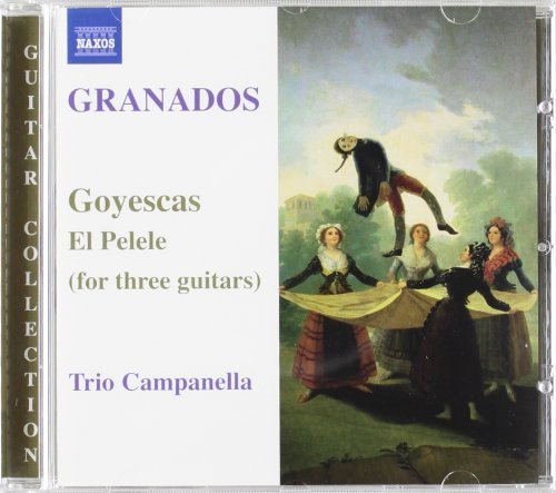 - Granados: Goyescas & El Pelele (for Three Guitars) by Granados, E. (2006-10-31) - Amazon.com Music
