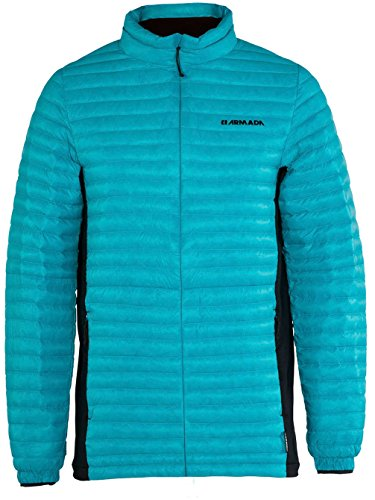 Armada Snowwear Jacket Men Sampson Down Jacket tahiti blue
