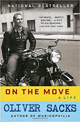 Image result for on the move oliver sacks