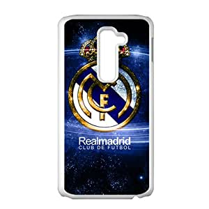 RealMadrid Club de Futbo Cell Phone Case for LG G2