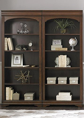 Liberty Furniture 901-HO201 Chateau Valley Home Office Bunching Bookcase, 32
