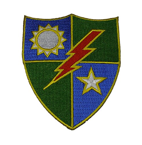 75th ranger patch - 1