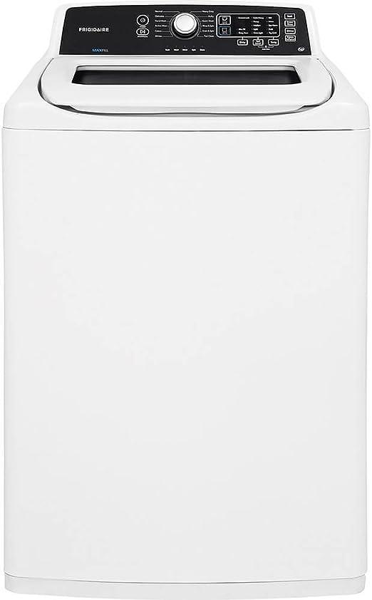 Amazon.com: Arandela de carga superior, color blanco, 44-1/4 ...