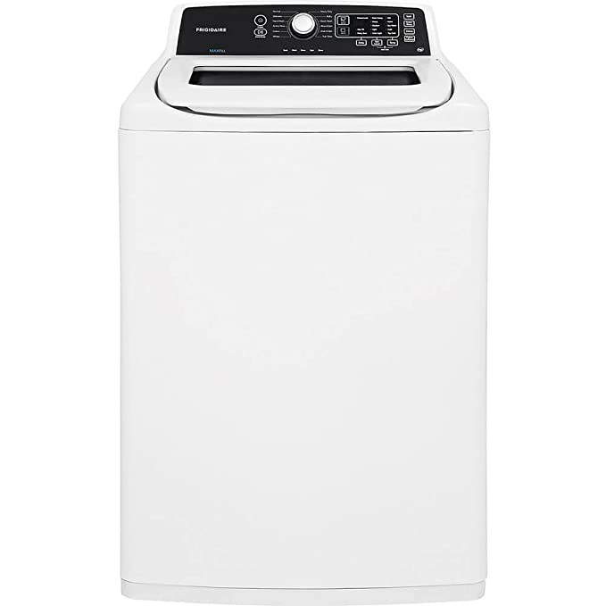 """Top Load Washer, White, 44-1/4"""" H best top-loading washer"""