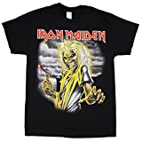 Iron Maiden - Killers 1 Sided t-shirt , Size: X-Large, Color: Black