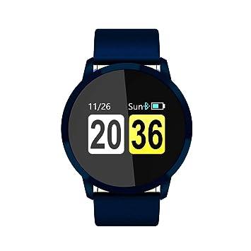 BOBOLover Pulsera de Actividad Inteligente,Reloj Inteligente Reloj Digital Reloj Deportivo Reloj Automatico GPS Pulsómetro Monitor de Ritmo Cardíaco Sueño: ...