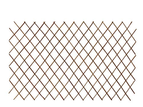 MGP Willow Expandable Lattice Fence Panel, 60