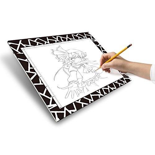 Litup Light Box 9 8 7 64 A5 Tracing Light Box Light Pad Drawing
