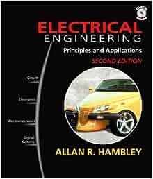 electrical engineering principles  applicationsnd  edition allan  hambley