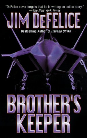 book cover of Brother\'s Keeper