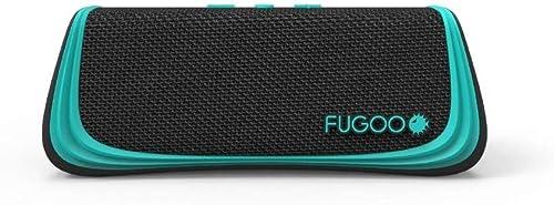 FUGOO Sport - Portable Rugged Bluetooth Wireless Speaker Waterproof Longest 40 Hrs Battery Life
