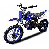 Dirtbike NXD 14/12 125cc Automatik E-Start Bike Atv Quad Pocket Cross