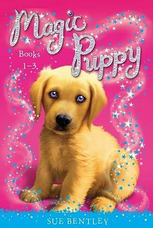 book cover of Magic Puppy