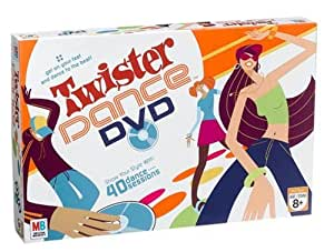 Twister Dance DVD - Milton Bradley Interactive Games