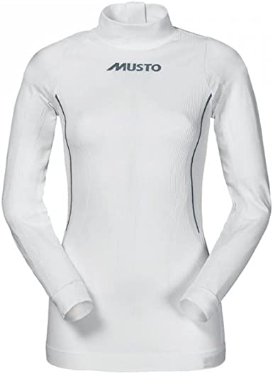 Musto - Base Layer Turtle, Color White, Talla 16/18: Amazon.es: Deportes y aire libre