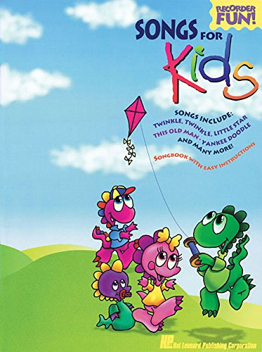 - Songs for Kids (Recorder Fun Songbook)
