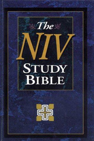 NIV Study Bible: New International Version (Large Print